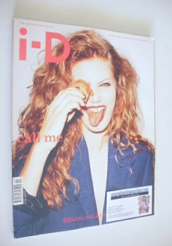i-D magazine - Lindsey Wixson cover (Pre-Fall 2011 - Issue 314)