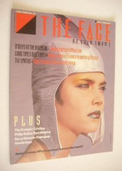 The Face magazine - Fashion cover (July 1984 - Issue 51)