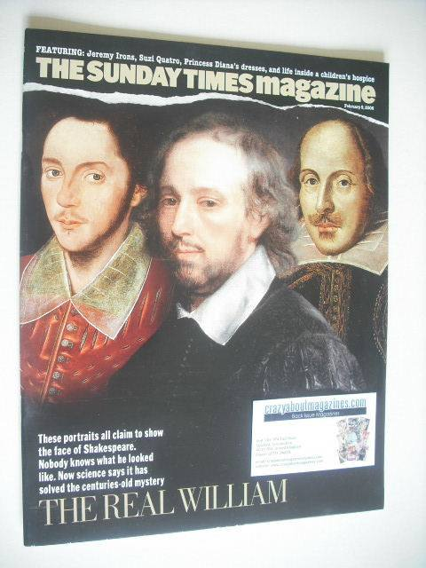 <!--2006-02-05-->The Sunday Times magazine (5 February 2006)