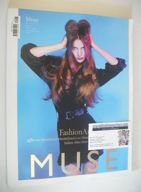 <!--2007-04-->Muse magazine - Spring 2007 - Jessica Miller cover