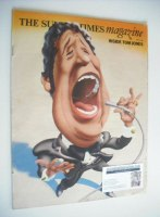 <!--1969-04-06-->The Sunday Times magazine - Tom Jones cover (6 April 1969)