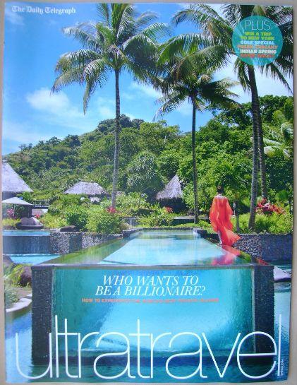 <!--2014-04-->Ultratravel magazine - Spring 2014