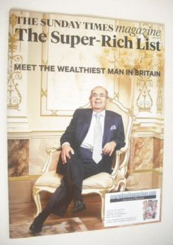 The Sunday Times magazine - The Super-Rich List (11 May 2014)
