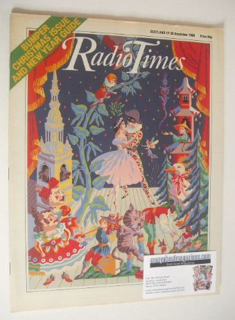 <!--1988-12-17-->Radio Times magazine - Christmas Issue (17-30 December 198