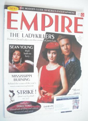 <!--1989-06-->Empire magazine - First Issue (June/July 1989 - Issue 1)