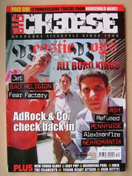 Big Cheese magazine - June 2004