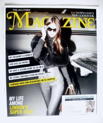 <!--2014-10-11-->The Times magazine - My Life Among London's Super-Rich cov