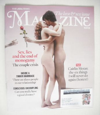 <!--2015-01-10-->The Times magazine - The Couple Crisis cover (10 January 2