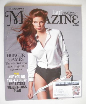 <!--2014-01-04-->The Times magazine - The Latest Weight-Loss Plan cover (4