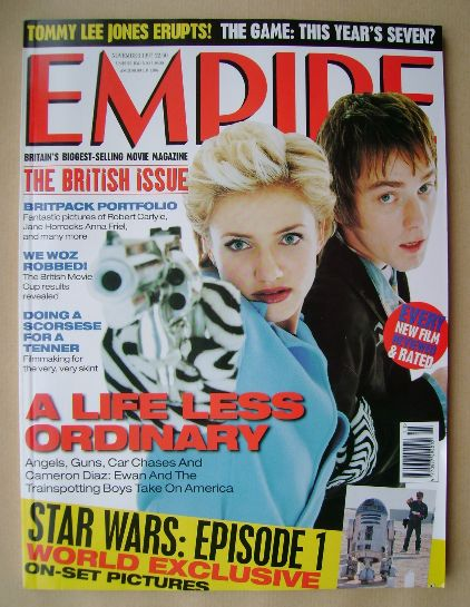 <!--1997-11-->Empire magazine - November 1997