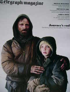 <!--2010-01-02-->Telegraph magazine - Viggo Mortensen and Kodi Smit-McPhee
