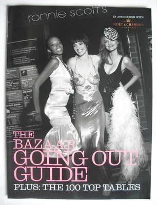Harper's Bazaar supplement - The Bazaar Going Out Guide (December 2006)