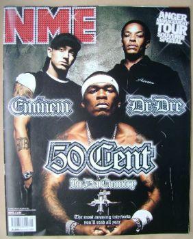 NME magazine - 21 June 2003