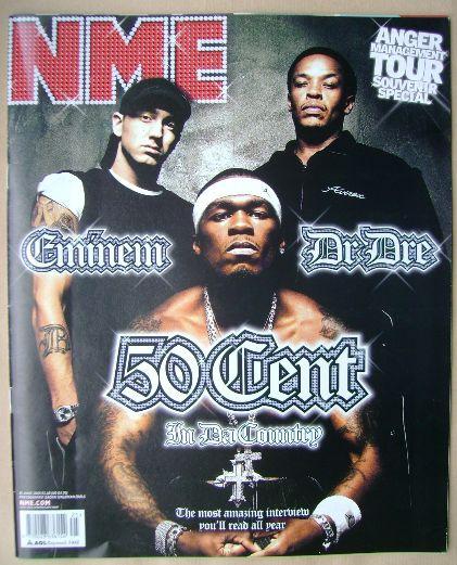 <!--2003-06-21-->NME magazine - 21 June 2003
