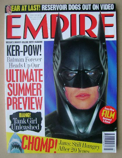 <!--1995-07-->Empire magazine - July 1995
