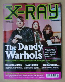 <!--2003-05-->X-RAY magazine - May 2003