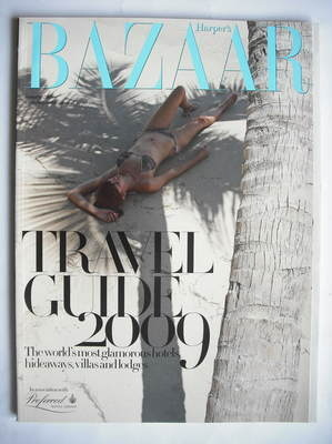 Harper's Bazaar supplement - Travel Guide 2009