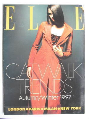 British Elle supplement - Catwalk Trends (Autumn/Winter 1997)