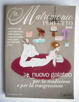 Il Matrimonio Perfetto magazine (2009)