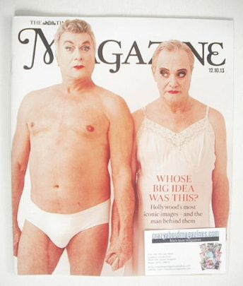 <!--2013-10-12-->The Times magazine - Tony Curtis and Jack Lemmon cover (12