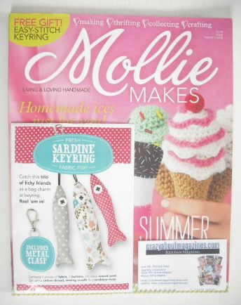 <!--0029-->Mollie Makes magazine (Issue 29)