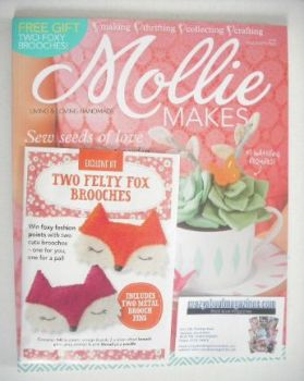 Mollie Makes magazine (Issue 32)