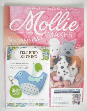 <!--0026-->Mollie Makes magazine (Issue 26)