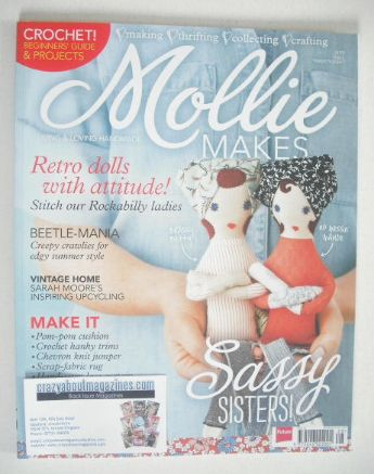 <!--0028-->Mollie Makes magazine (Issue 28)