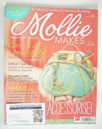 <!--0027-->Mollie Makes magazine (Issue 27)