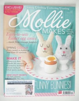Mollie Makes magazine (Issue 25)