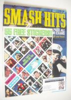 <!--1994-05-11-->Smash Hits magazine - East 17 cover (11-24 May 1994)