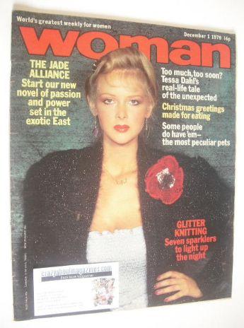 <!--1979-12-01-->Woman magazine (1 December 1979)