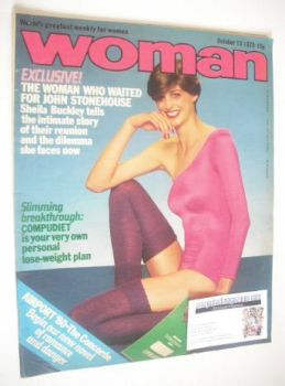 Woman magazine (13 October 1979)