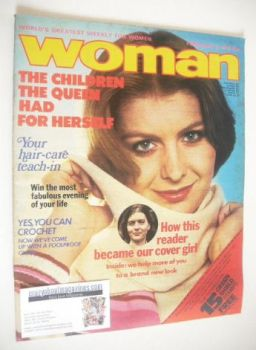 Woman magazine (8 February 1975)