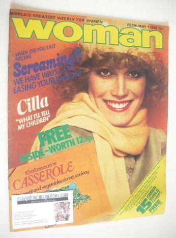 <!--1975-02-01-->Woman magazine (1 February 1975)
