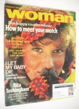 Woman magazine (25 January 1975)