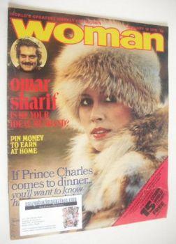 Woman magazine (18 January 1975)