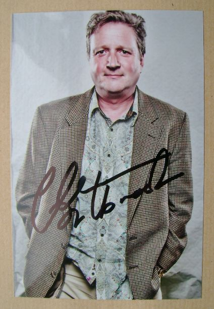 Glenn Tilbrook autograph