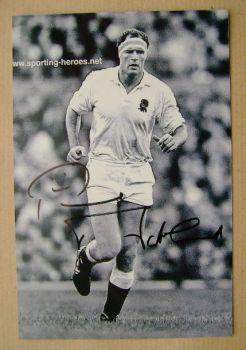 Paul Ackford autograph