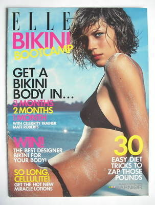 British Elle supplement - Bikini Bootcamp (2003)