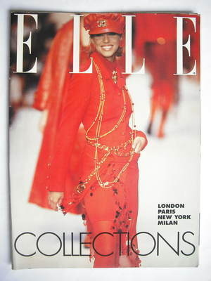 British Elle supplement - Collections (1992)