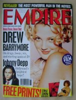 <!--1995-06-->Empire magazine - Drew Barrymore cover (June 1995 - Issue 72)