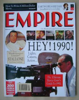 <!--1990-01-->Empire magazine - January 1990 (Issue 7)