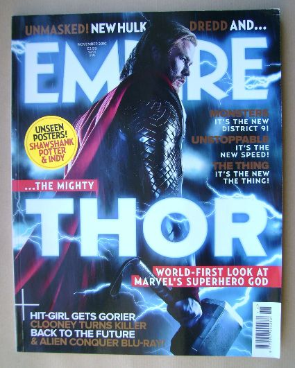 <!--2010-11-->Empire magazine - November 2010 (Issue 257)