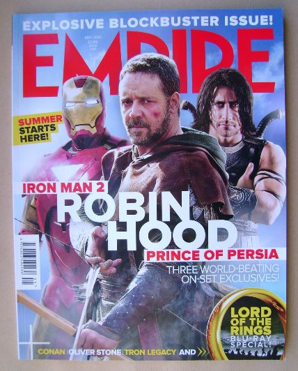 <!--2010-05-->Empire magazine - May 2010 (Issue 251)