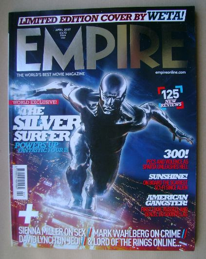 <!--2007-04-->Empire magazine - April 2007 (Issue 214)