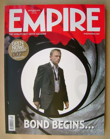 <!--2006-12-->Empire magazine - December 2006 (Issue 210)
