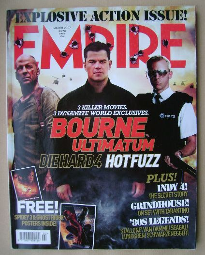<!--2007-03-->Empire magazine - March 2007 (Issue 213)