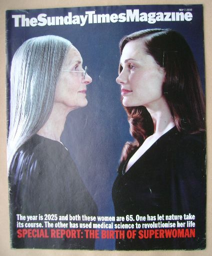 <!--2000-05-07-->The Sunday Times magazine - 7 May 2000