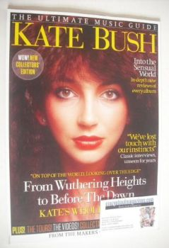 The Ultimate Music Guide magazine - Kate Bush cover (March 2015)